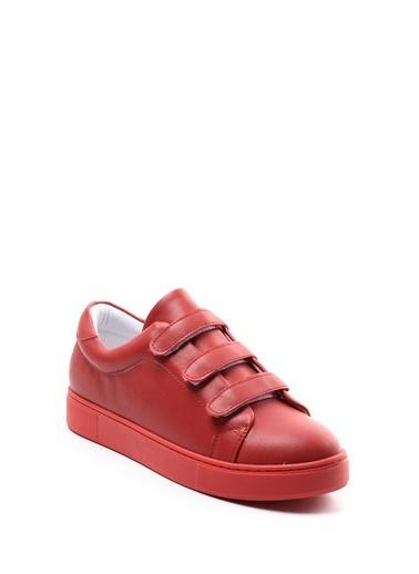 Sapin Sneaker Ayakkabı Kırmızı